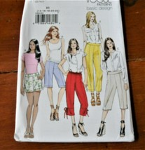 Vogue Pattern V8883 Shorts & Pants New Factory Folded * - $14.35