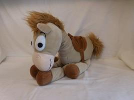 "Disney Pixar 18"" Toy Story  Bulleye Plush Stuffed Horse - $28.02"