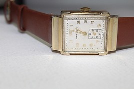 Baylor Swiss made vintage mechanical watch 17 jewels 10k gold filled - $176.72