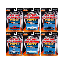 2017 Mint Release 3 Set B Set of 6 Cars 1/64 Diecast Model Cars by Racin... - $73.83