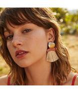 Bohemian Tassel Earrings - $7.99