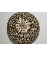 Authentic Museum Darien Wounaan Indian Hösig Di Dollar Motif Artist Bask... - $850.25