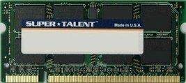 Super Talent DDR2-667 SODIMM 2GB/128x8 Hynix Chip Notebook Memory - $34.64