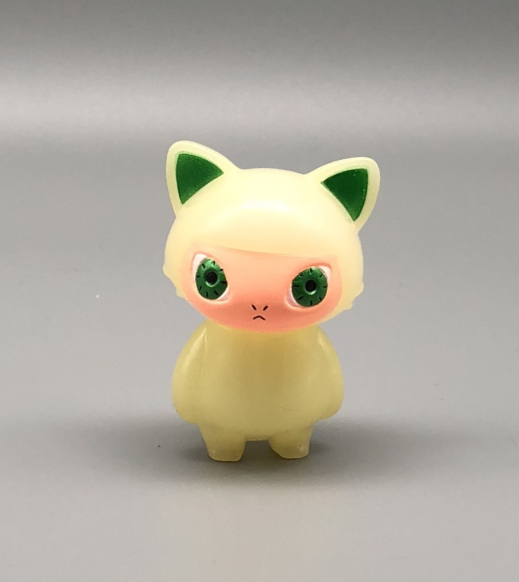 Max Toy GID (Glow in Dark) Mini Cat Girl