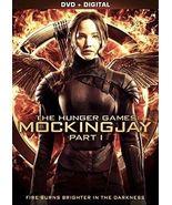 The Hunger Games: Mockingjay Part 1 (DVD, 2015) - £9.51 GBP