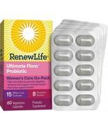 Renew Life Women's Probiotic - Ultimate Flora Women's Care  (Packaging M... - $117.30