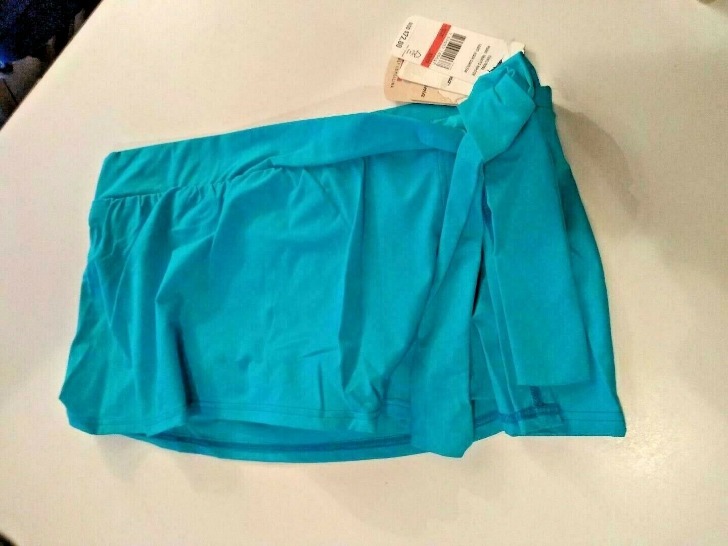 Tommy Bahama Pearl Skirted Hipster Swim Shorts Size XS