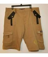 Coogi Australia Khaki Beige Cargo Shorts Men Size 40 Embroidered - $29.99