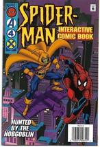 Spider-Man Interactive Comic Book - $10.00