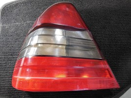 98-00 Mercedes W202 C230 C280 Left Tail Light SHIPS TODAY! - $47.27