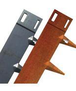Core Edge Flexible Steel Lawn Edging CorTen - $124.99+