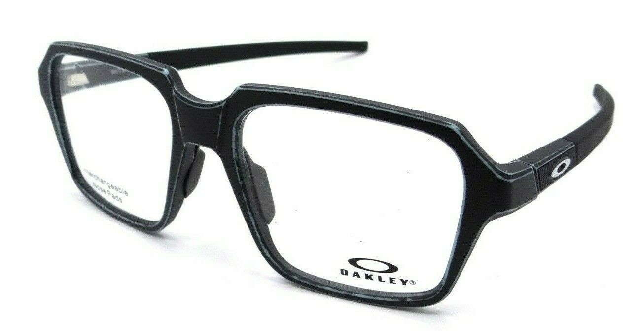 Primary image for Oakley Rx Eyeglasses Frames OX8154-0254 54-18-138 Miter Satin Arctic Surf