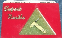PHONOGRAPH NEEDLE 809-DS77 for MAGNAVOX MICROMATIC EVG 132 163 N314 359-DS77 image 1
