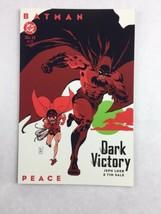 Batman: Dark Victory #13 of 13 2000 Comic Book Graphic Novel DC Comics - $8.59