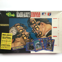 Classic Major League Baseball Trivia Board Game 1991 Limited Numbered Ed... - $24.73