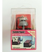 "Vermont American 23142 Carbide 3/16"" Cove & Fillet/Classical Cove  - $13.49"