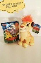 "New Lot of 2 Lion Guard 7"" Plush Kion & Series 3 Blind Bag Disney King S... - $14.36"