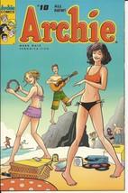 Archie #10 Cover C 2016 Betty Veronica Riverdale Jughead Teens Humor - $3.95