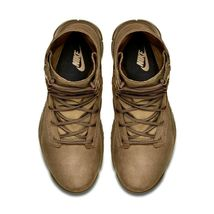 "NIKE SFB FIELD 8"" BOOTS ""COYOTE"" BROWN MILITARY/POLICE SIZE 14 NEW (329798-990) image 5"