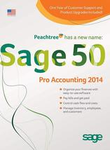 Sage 50 Pro Accounting 2014 US Edition - $229.95