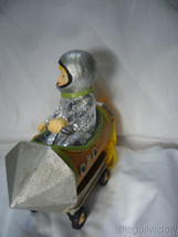 Bethany Lowe Halloween Little Rocket Boy Blast Off Figurine no. TD7641 image 2
