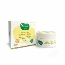 Mother Sparsh After Bite Turmeric Balm for Rashes and Mosquito Bites 25 gm - $12.26