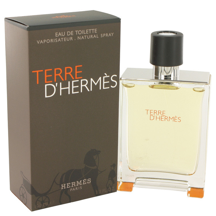 Hermes terre d hermes 3.4 oz cologne