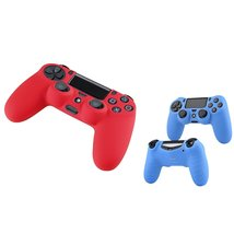 PS4 Controller Silicone Case Cover, Insten 2-Pack Silicone Controller Ca... - $12.23