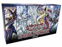 *Yu-Gi-Oh TCG: Duel power box Duel Power English overseas edition - $75.43