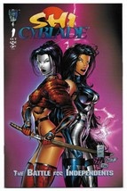 Shi Cyblade: The Battle For Independents Comic #1 Marc Silvestri Variant... - $3.96