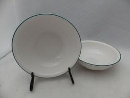 Pfaltzgraff Winterberry pattern - set/lot of 2 Soup/Cereal Bowls - USA - EUC - $9.90