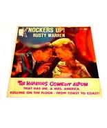 1968 Rusty Warren Knockers Up LP Vinyl Record Album - $29.69
