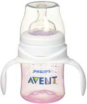 Philips AVENT My First Transition Cup, Clear, 4 Ounce - $17.99