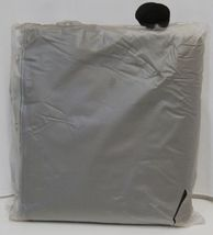 MHP CV3DLX Full Length Fabric Lined Vinyl Grill Cover Color Black Size Large image 5