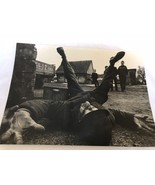 Algirdas Pilvelis 1967 Lithuania Country Joker black & white Art Photograph - $544.50