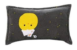 Single Autumn And Winter Thick Warm Pillowcase, Moon And Cartoon Bunny - €23,12 EUR