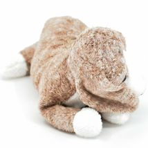 2000 Ty Beanie Baby Sniffer the Bloodhound Puppy Dog Beanbag Plush Doll Toy image 4