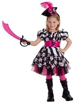 Princess Paradise Baby Abigail The Pirate, Multi, 18 to 24 Months - $48.98