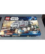Lego 8098: Star Wars Clone Turbo Tank [Empty Box ONLY] - $45.00