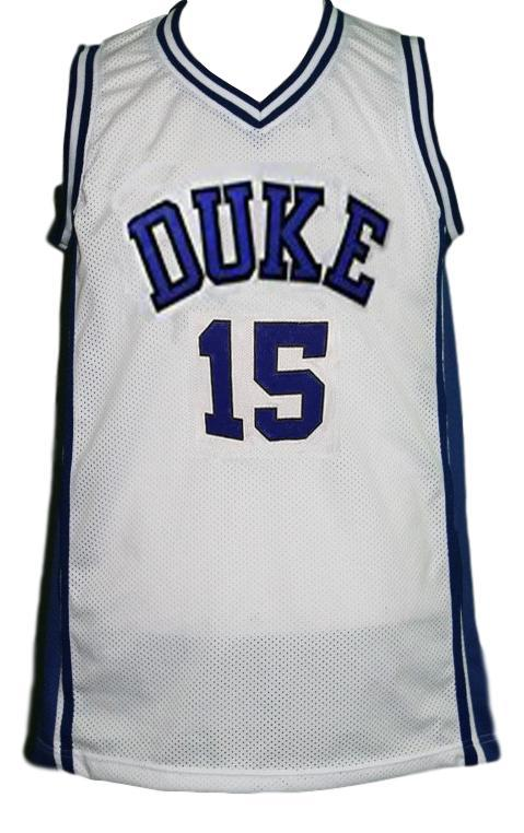 Jahlil okafor  15 college basketball jersey white   1