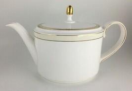 Wedgwood Vera Wang Champagne Duchesse Teapot & lid - $150.00