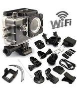eTek Sports Wifi 12MP HD 1080P Waterproof Action Camera - $44.54