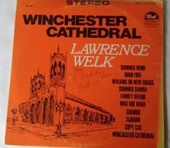 Winchester Cathedral Lawrence Welk LP Vinyl Record - $27.79