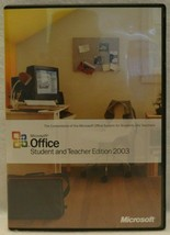 Microsoft Office 2003 Student and Teacher Edition - $11.83