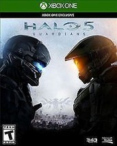 Halo 5: Guardians (Xbox One, 2015, Exclusive) Usually ships within 12 ho... - $14.99