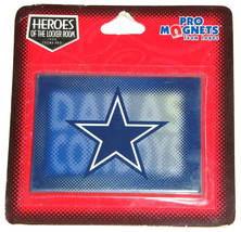 Dallas Cowboys Magnet Blue Team NFL Football  - $12.95