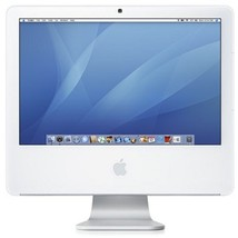 Apple iMac 17 Core 2 Duo T5600 All in One Computer Desktop PC Gaming Com... - $116.97