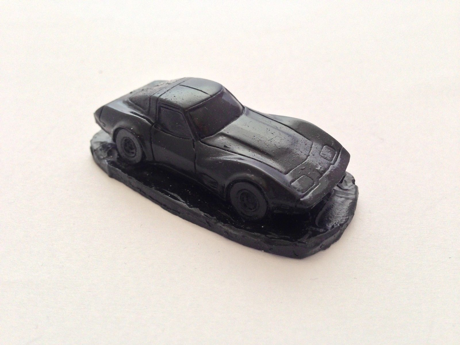 Primary image for Chevrolet Corvette circa 1979 ref35 1:92 Scale Model Car Handmade In Sheffield