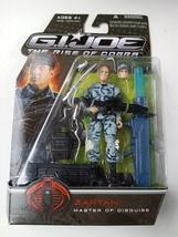 Gi Joe Rise of Cobra - Zartan Master of Disguise Figure - 2009 - Hasbro - New - $12.99