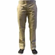 Dickies 873 Slim Straight Work Pant Khaki - $41.30